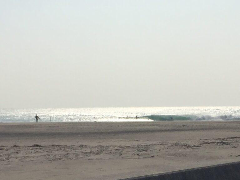 いい波のある日